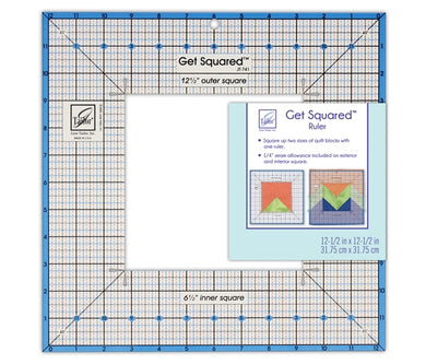 June Tailor - Get Squared Ruler