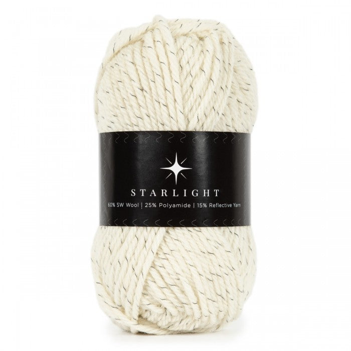hobbii Starlight - Aran Weight - 4 Colours