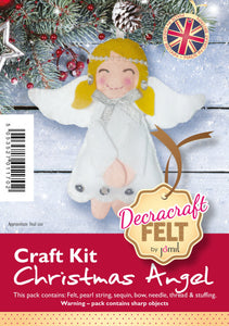 Christmas Angel Sewing Kit