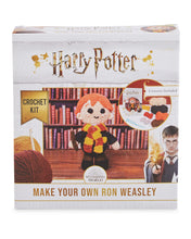 Load image into Gallery viewer, Ron Weasley - Amigurumi Crochet Kit