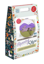 Load image into Gallery viewer, The Crafty Kit Company - Running Hare Applique Kit