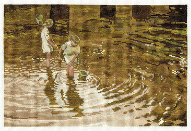 DMC Cross Stitch Kit - Ripples