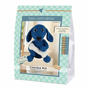 Go Handmade Crochet Kit - Dog - 25% off