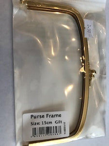 Purse Frame - Square