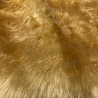 Fur Fabric - Beige