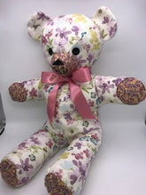 Load image into Gallery viewer, Teddy - Handmade - Pink Floral