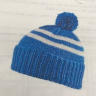 Harry Potter - Knit a Ravenclaw Hat