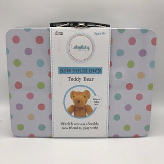 Sew Your own Teddy Bear Kit