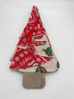 Christmas Serviettes - set of 4