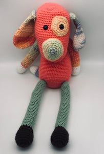 Crocheted Animals - Handmade