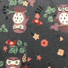 Owls Jersey - Heather