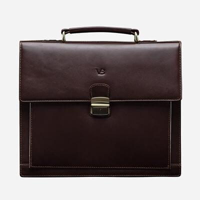 Men's Leather Briefcases