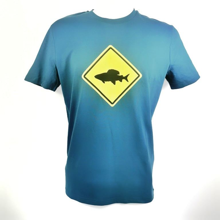 T-shirt - Fly fishing