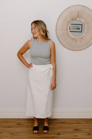 Sonny skirt - White