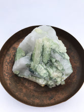 Load image into Gallery viewer, Green Tourmaline in Quartz Matrix