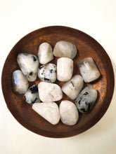 Load image into Gallery viewer, Rainbow Moonstone Tumbled Stone