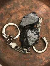 Load image into Gallery viewer, Shungite Elite Keyring