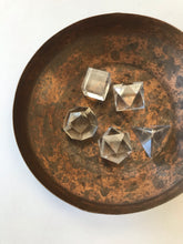 Load image into Gallery viewer, Clear Quartz Platonic Solids