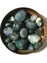 Load image into Gallery viewer, Moss Agate Tumbled Stone
