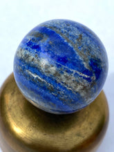 Load image into Gallery viewer, Lapis Lazuli Sphere - 5cm