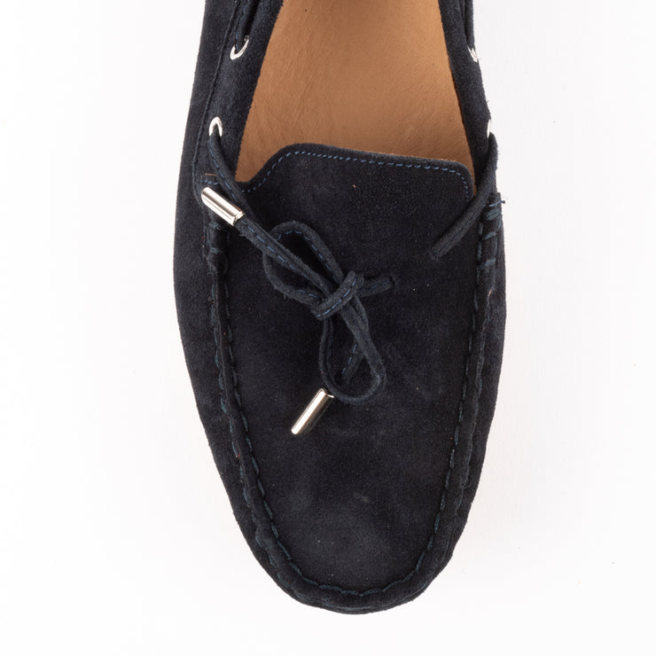Madelyn Navy Suede
