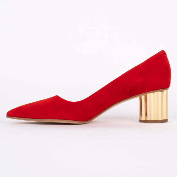 MDF Tosca Red Suede