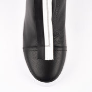 Minx Stomper Black White