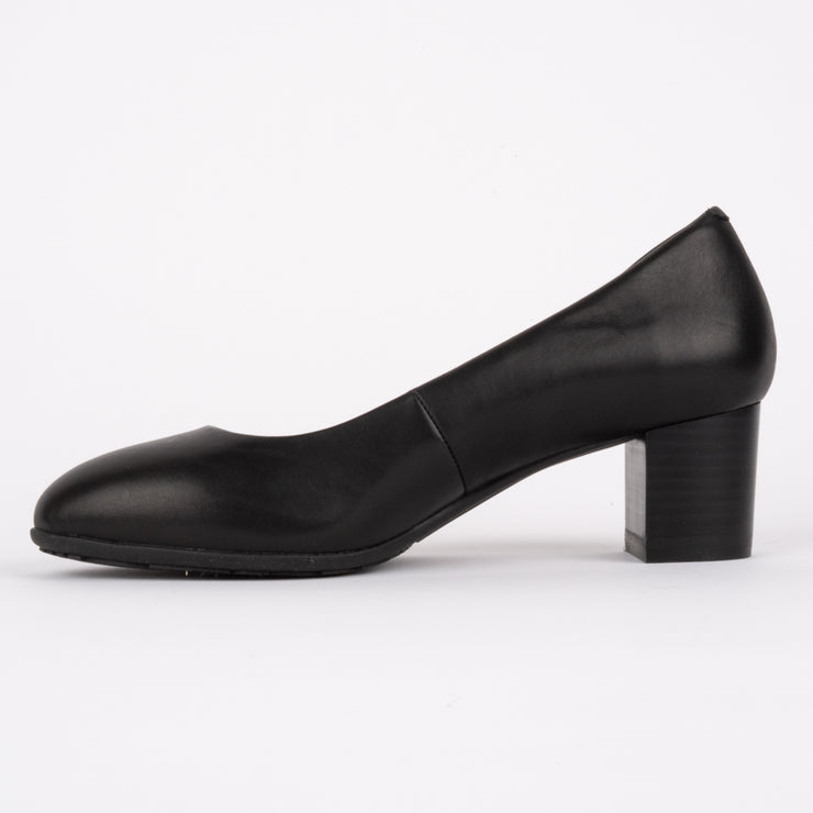 HP The Block Heel Black