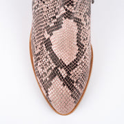Solo Nude Snake Print