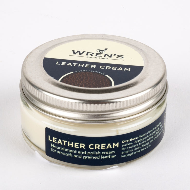 Wrens Shoe Cream Neutral