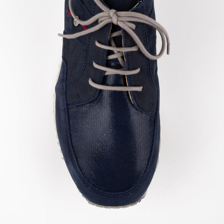 Ewalk Navy Nubuck