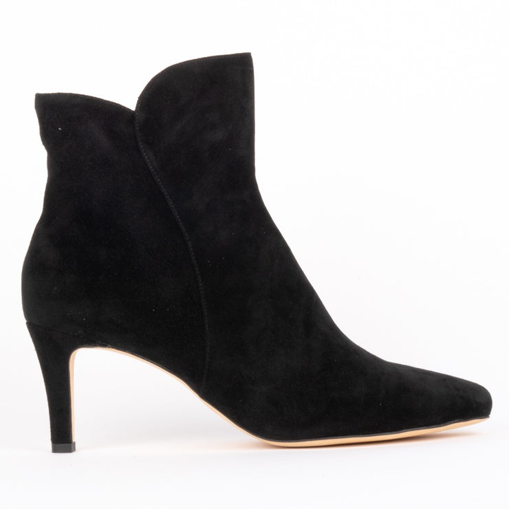 Sultry Black Suede