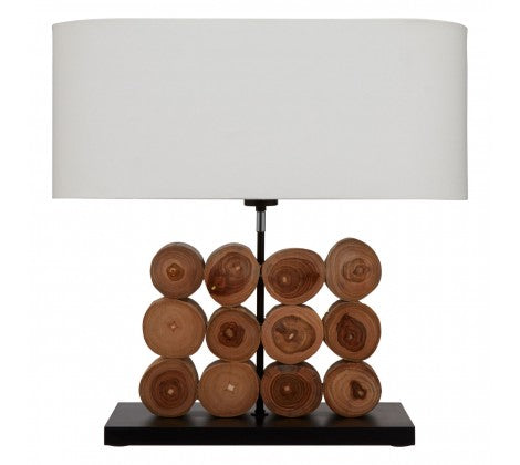 The Woodland One Lamp