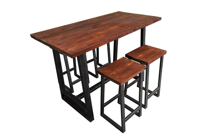 'URBAN' - Angular Breakfast Bar Set