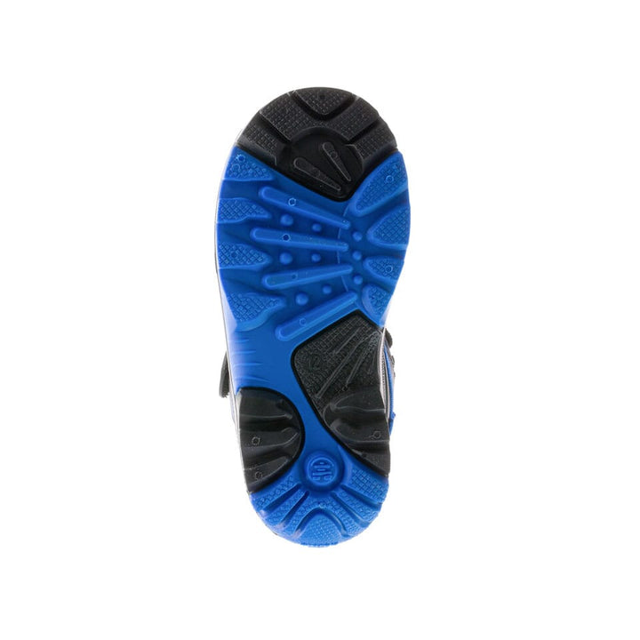 NAVY BLUE,BLEU MARINE/BLEU : WATERBUG5 Sole View