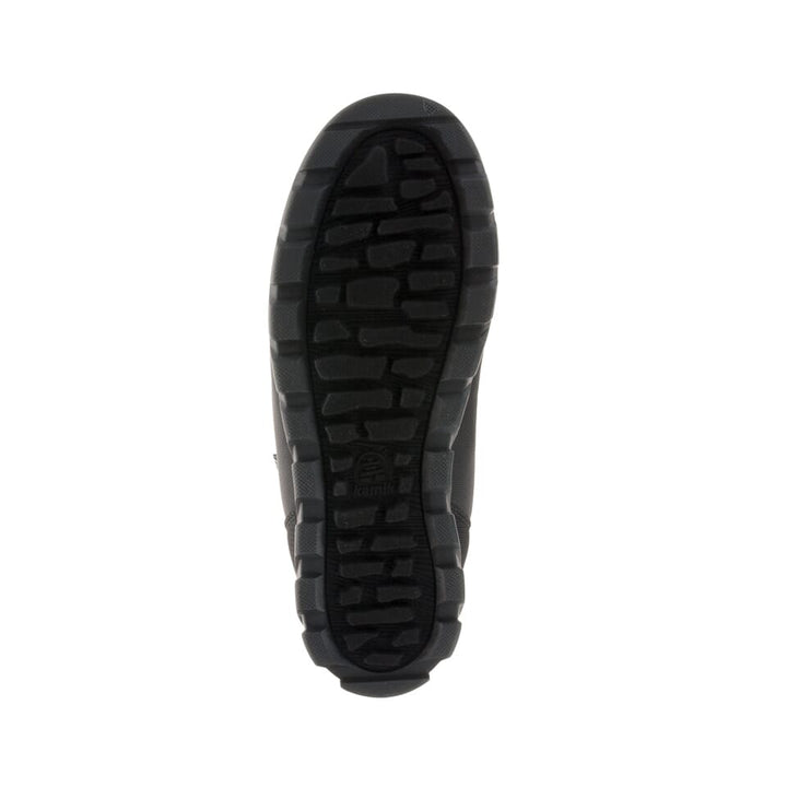 BLACK,NOIR : HANNAH MID Sole View