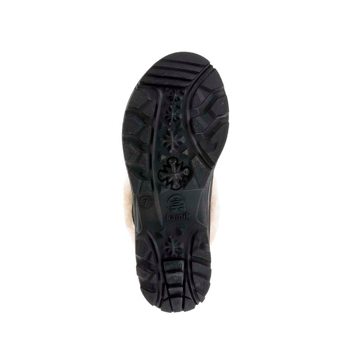 BLACK,NOIR : SHELLBACK Sole View