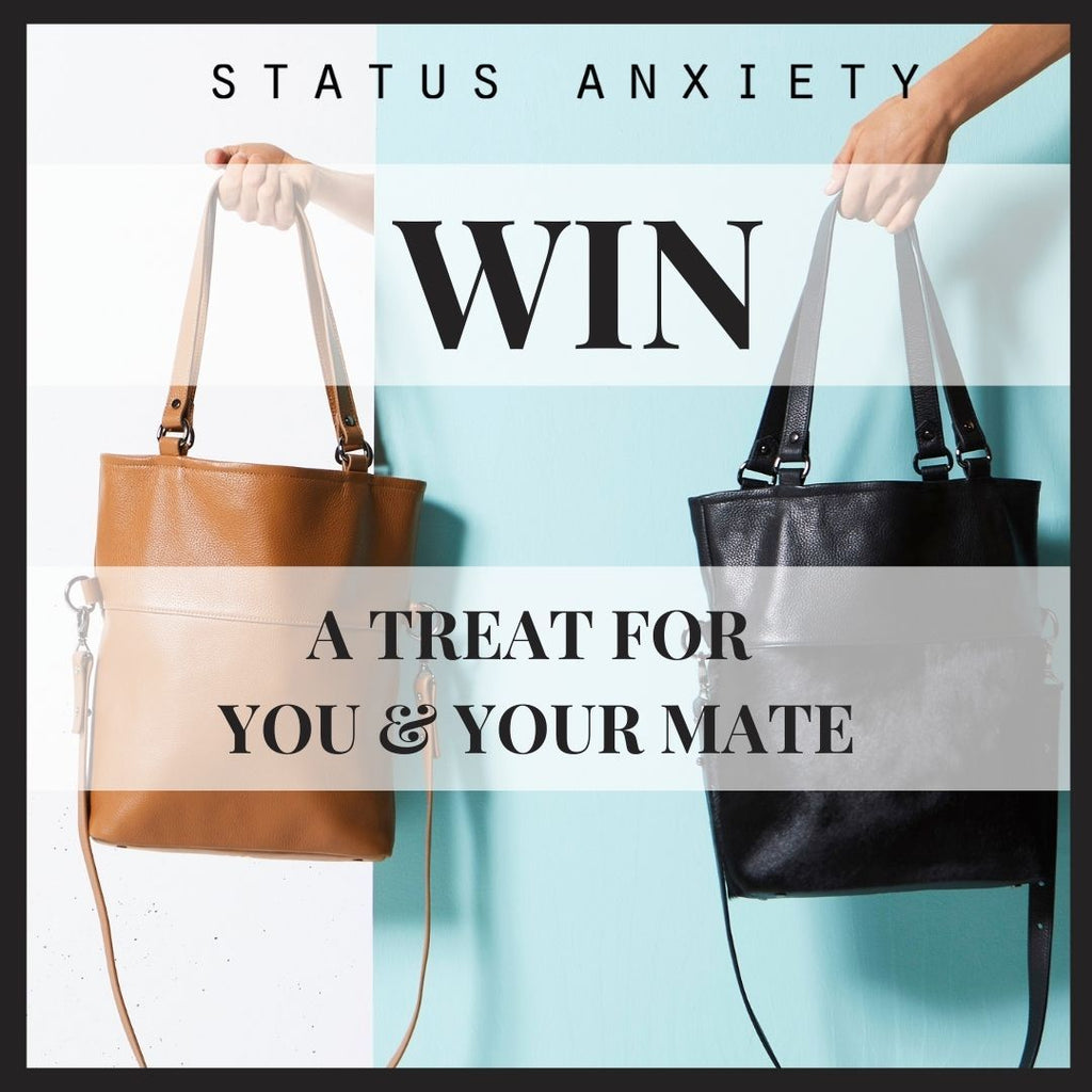 WIN with STATUS ANXIETY