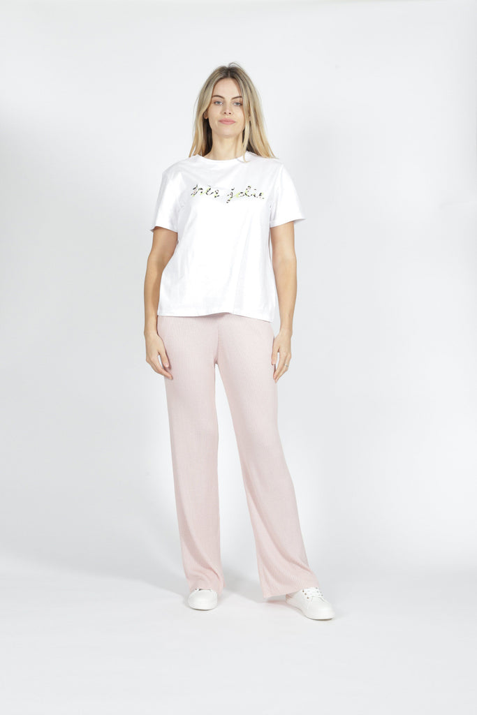 SASS Cecile Pant Blush Front