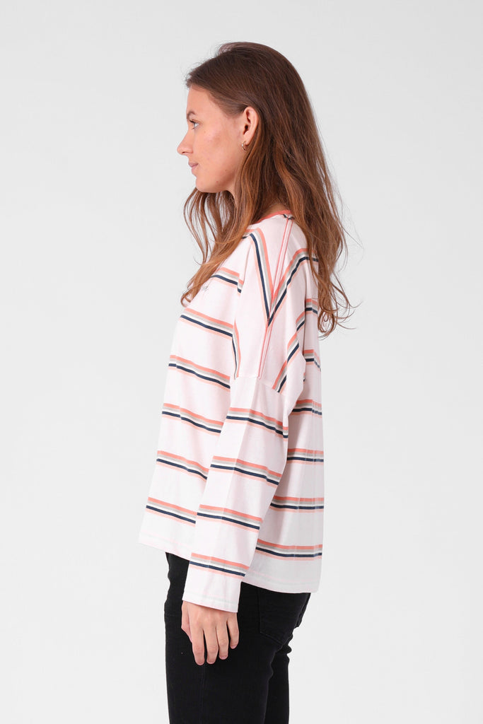 RPM Madi Ls Multi Stripe Side