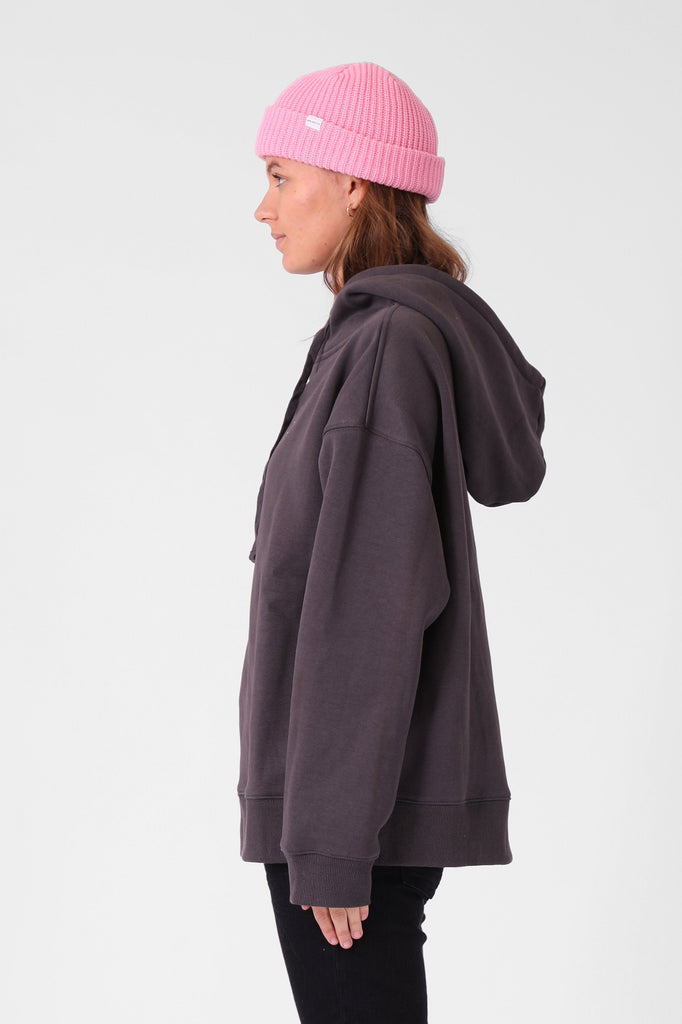 RPM Popover Hood Charcoal Side