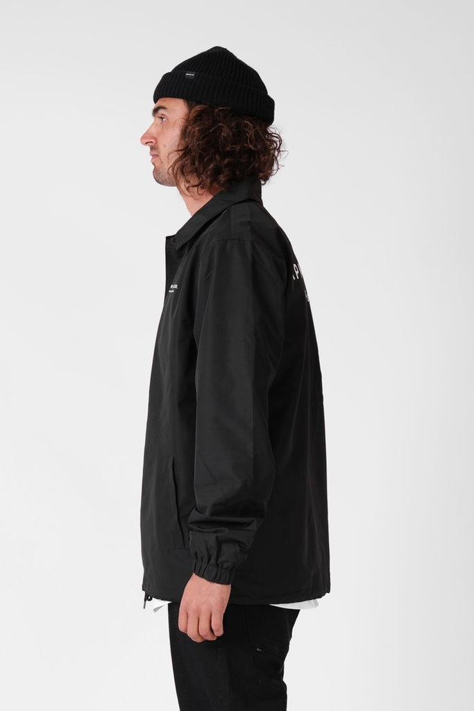 RPM Coach Rain Jacket - BASE Streetwear Wanaka