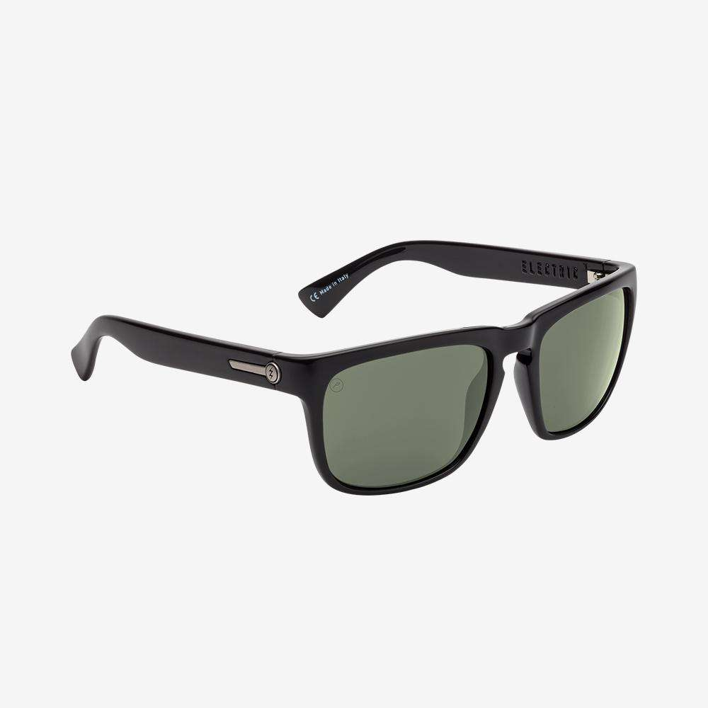 ELECTRIC Knoxville Gloss Black Grey Polarised