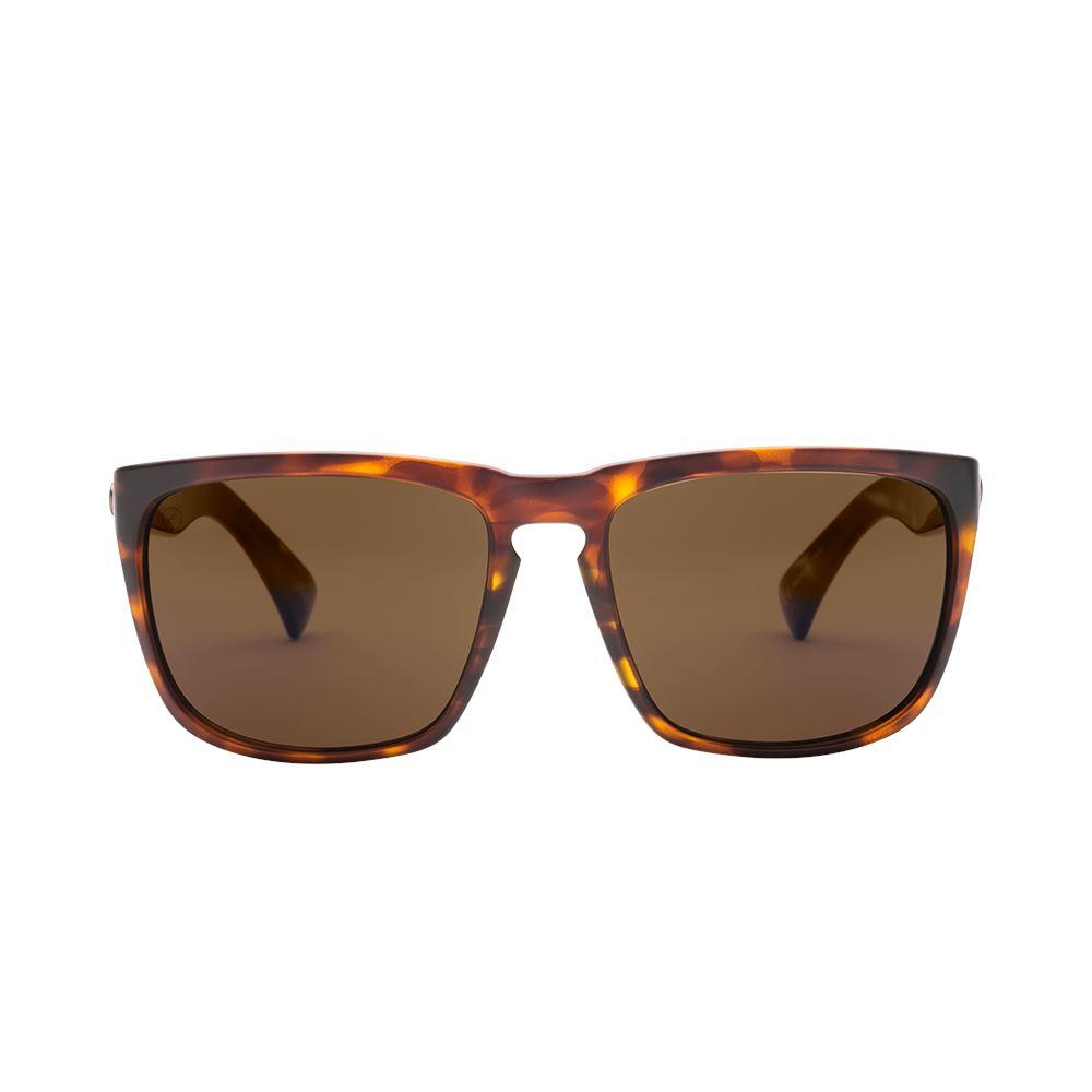 ELECTRIC Knoxville Xl Matte Tortoise Bronze Polarised Front