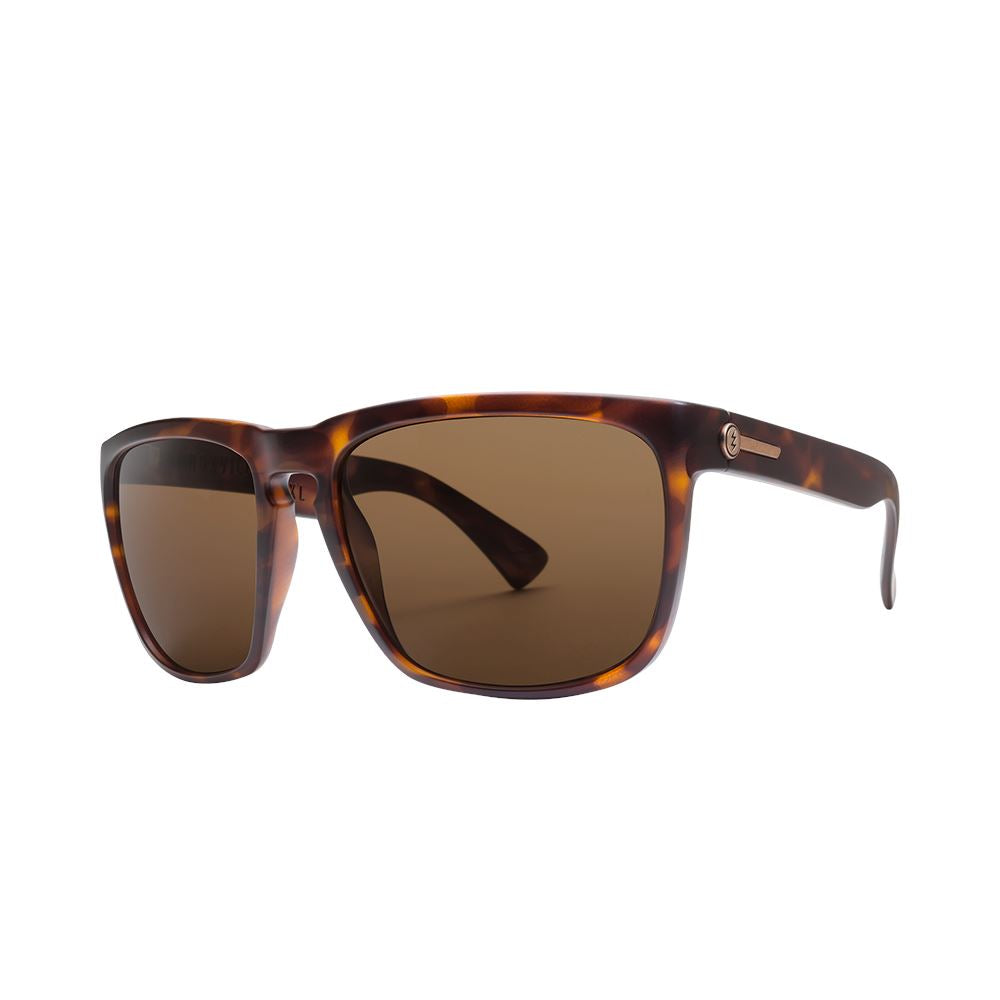 Electric Knoxville Matte Tort Bronze Polarised