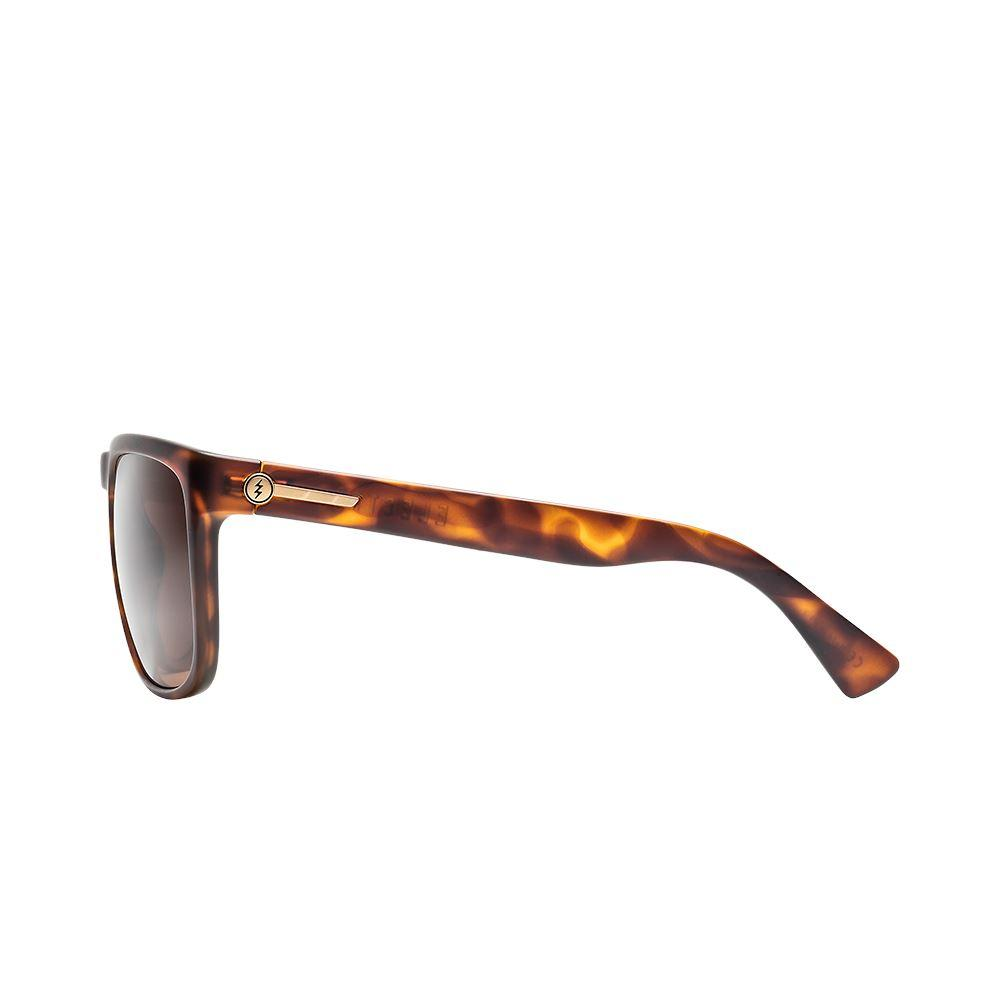 ELECTRIC Knoxville Xl Matte Tortoise Bronze Polarised Side
