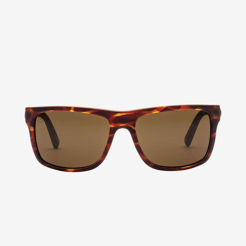 ELECTRIC Swingarm Matte Tortoise Bronze Polarised