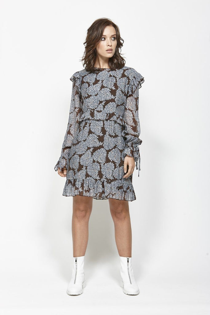 LEO BE Bench Dress - BASE Streetwear Wanaka