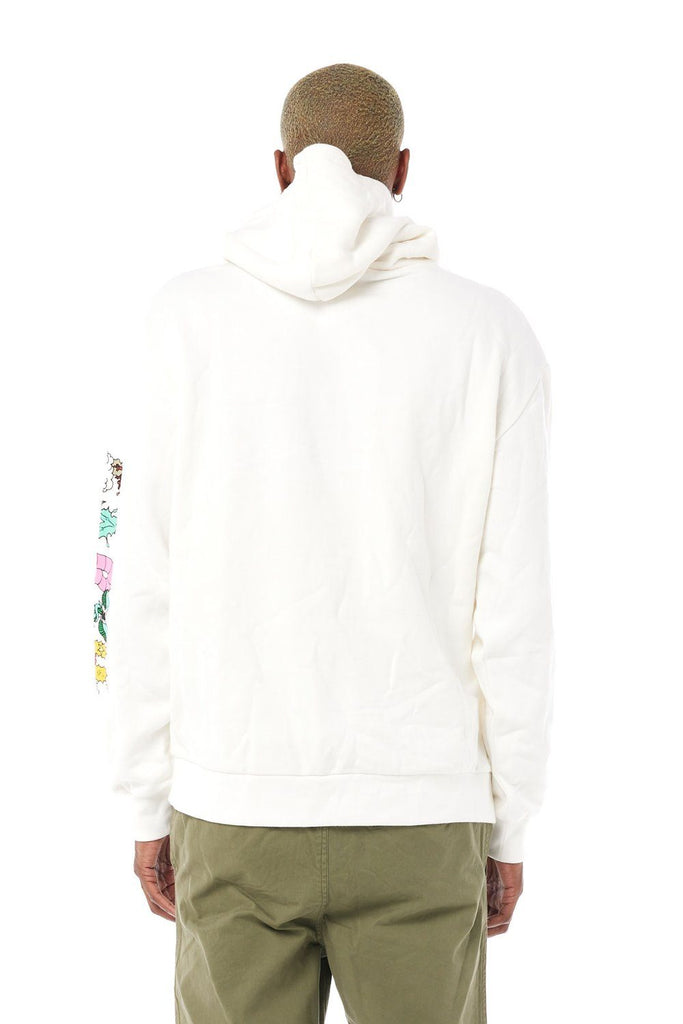 MISFIT Earthly Mortals 50 50 Hood Off White Back
