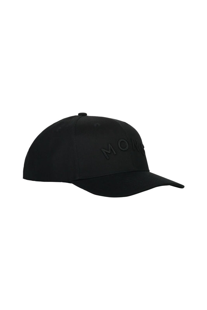 MONS ROYALE Unisex Bf Ball Cap Black front Angle